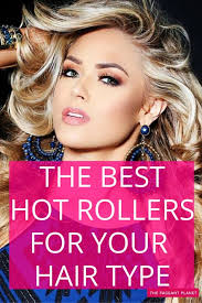 the best hot rollers for your hair type hot rollers long