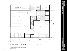 straight floor plan house plans with basement lovely attractive small layout along