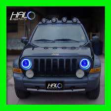 jeep liberty light bar fog driving lights for 2003 jeep liberty ebay