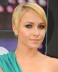 short haircuts with side bangs hair style and color for woman
