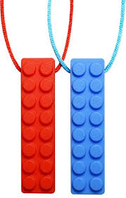 colored necklace cords images Chew necklace block by gnawrishing 2 pack red and jpg