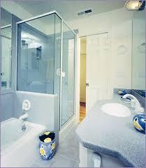 bathroom shower stalls and kits rectangular shower enclosure
