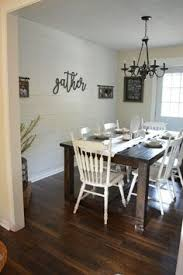 Dining Room Wall Decor Ideas Dining Room Gallery Wall In A Farmhouse Decor Dining Room Rustic