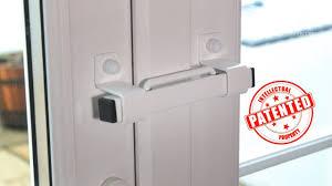 Upvc Patio Door Security The Burglarybuster 1 Door Security Device