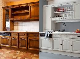 meuble cuisine rustique relooker sa cuisine sans se ruiner décoration relooker sa