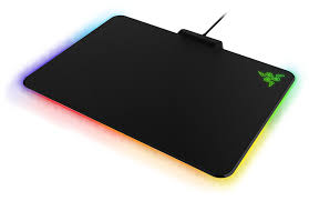 light up gaming mouse pad razer firefly hard gaming mouse mat
