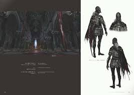 design works bloodborne official artworks design works book