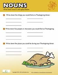 thanksgiving spelling spelling worksheets grade spelling and