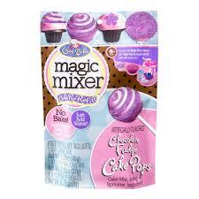 cake pop makers spin master bake cool cake pops mix pack