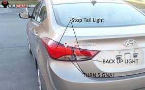 hyundai elantra lights 2011 16 hyundai elantra light bulb size type location