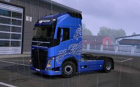volvo light trucks paint wolf light volvo fh16 2012 8x4 for all trucks ets2 ets2 mod