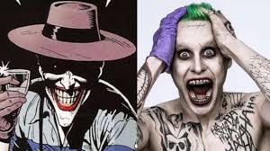 jared leto teases joker u0027s from batman the killing joke
