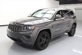 grey jeep grand cherokee 2016 used jeep grand cherokee for sale stafford tx texas direct auto