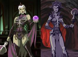 Teela And Evil Lyn - support for young evil lyn myp in classics