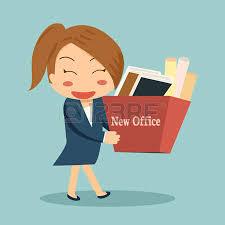 changement de bureau nuiiko 1 banque d images vecteurs et illustrations libres de droits