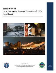 Utah emergency travel document images Utah lepc handbook by utah division of emergency management issuu jpg