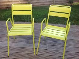chaises fermob achetez chaises fermob a occasion annonce vente à pornichet 44