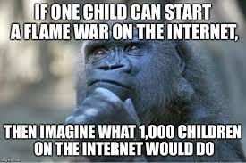 Funny Gorilla Meme - los angeles riots the sequel perhaps imgflip