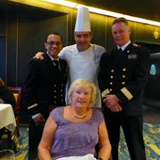 Dining Room Manager Amsterdam Cruise Review Dec 08 2014 14 Night Panama Canal