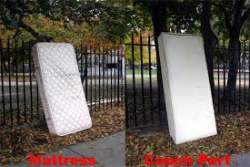 the gowanus lounge mccarren park street couch replaced by mattress