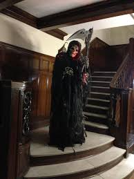 grim reaper costume angel of grim reaper costume