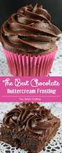 the best chocolate buttercream frosting two sisters crafting