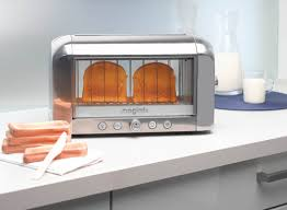 Coolest Toasters See Through Vision Toaster From Magimix Design Milk