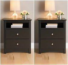 prepac 2 pieces bedroom furniture sets ebay