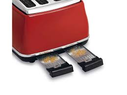 Delonghi Four Slice Toaster Delonghi Icona 4 Slice Toaster Red Theproductsdb Com