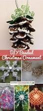 1343 best beaded ornaments images on pinterest christmas crafts