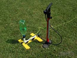 how to make a gardena launcher for water rockets