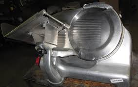 commercial meat slicers used