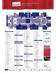 Gurnee Mills Map Mall Map For Great Mall A Simon New Lakes Crossing Great Lakes