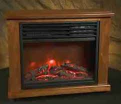 Infrared Electric Fireplace Lifesmart Infrared Electric Fireplace Review Ls2002frp13