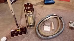 electrolux olympia one sand in the carpet test youtube
