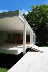 farnsworth house u2013 mies van der rohe u2013 josh mings aia