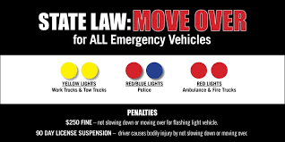 emergency light laws by state state law move over for all emergency pennsylvania turnpike