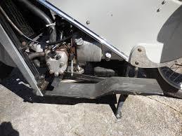 strangest bike ever 1960 velocette le