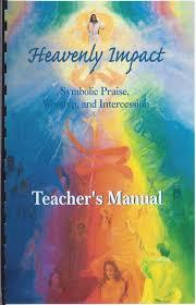 heavenly impact bk teacher u0027s manual student workbook certificate