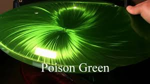 auto air colors candy dye poison green youtube