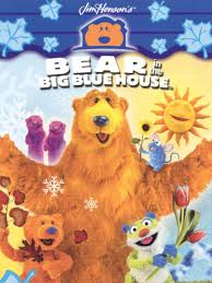 bear in the big blue house great ball of firefighters full