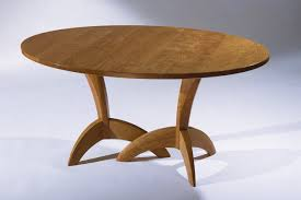 ibis dining table hardwood custom dining table seth rolland