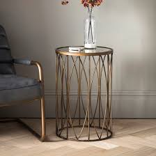 round metal side table coffee table white coffee table black and gold coffee table marble