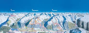 Piste Maps For Italian Ski by Davos Piste Maps And Ski Resort Map Powderbeds