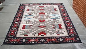 01 navajo textiles southwest area rug navajo style storm