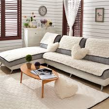 White Sofa Slip Cover by Black And White Sofa Cover Slipcovers For Loveseats Wingback