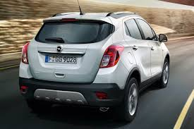 opel mokka 2014 opel mokka specs and photos strongauto