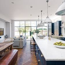 how to make an kitchen island how to plan and design an extension ideal home