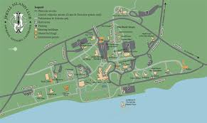 jekyll island map jekyll island national historic landmark map jekyll island