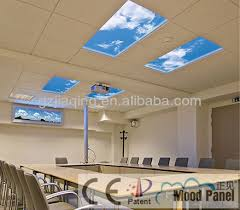 Decorative Ceiling Light Panels Wholesale Amerian New Decoration Artificial Sky Ceiling